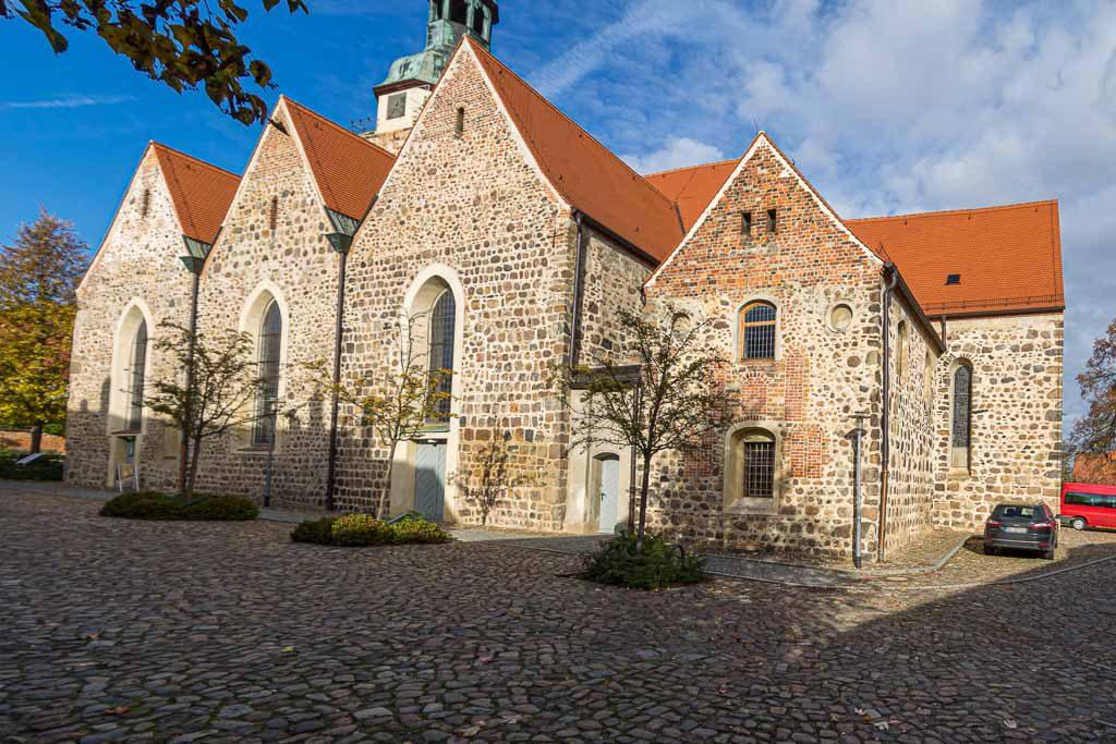 Bad Belzig Marienkirche Südansicht
