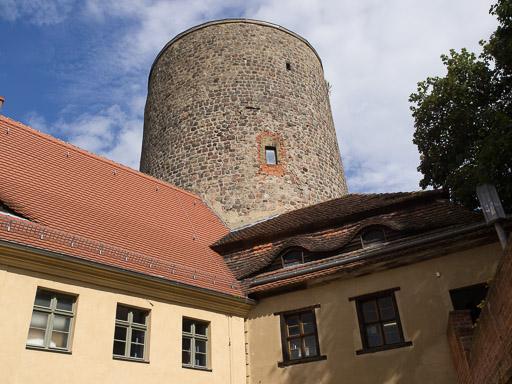 Burg Rabenstein Bergfried und Torhaus