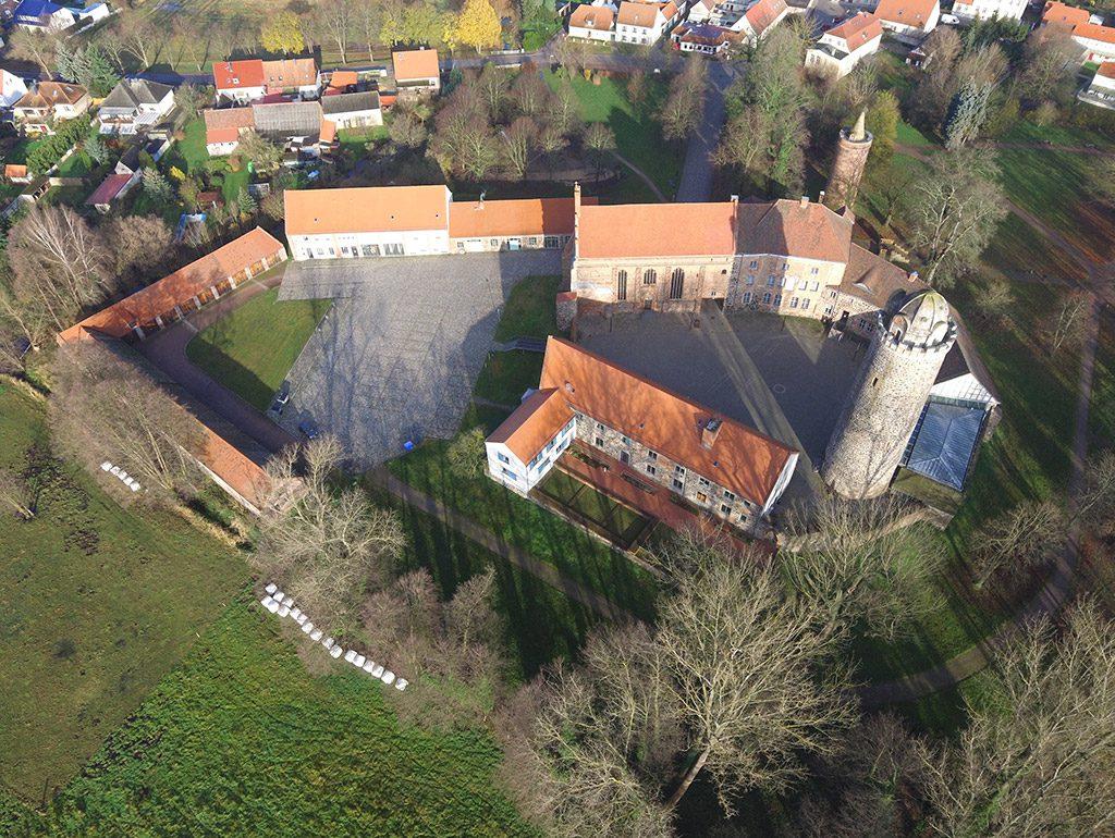 Burg und Bischofsresidenz Ziesar