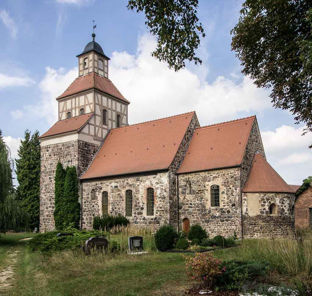 Feldsteinkirche Wildenbruch