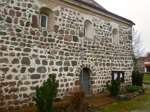 Dorfkirche Jeserig nördliches Schiff
