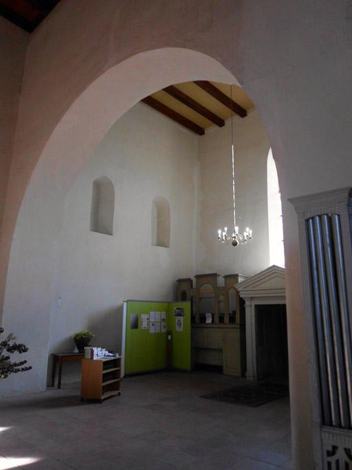 Marienkirche romanisches Querschiff