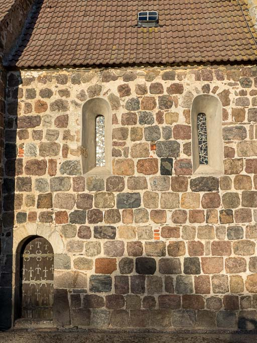 Chor Südseite mit Priesterpforte