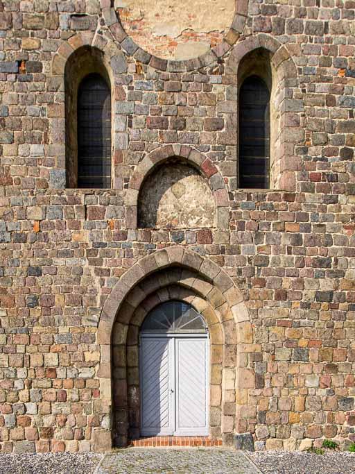 Portal des südlichen Querschiffs