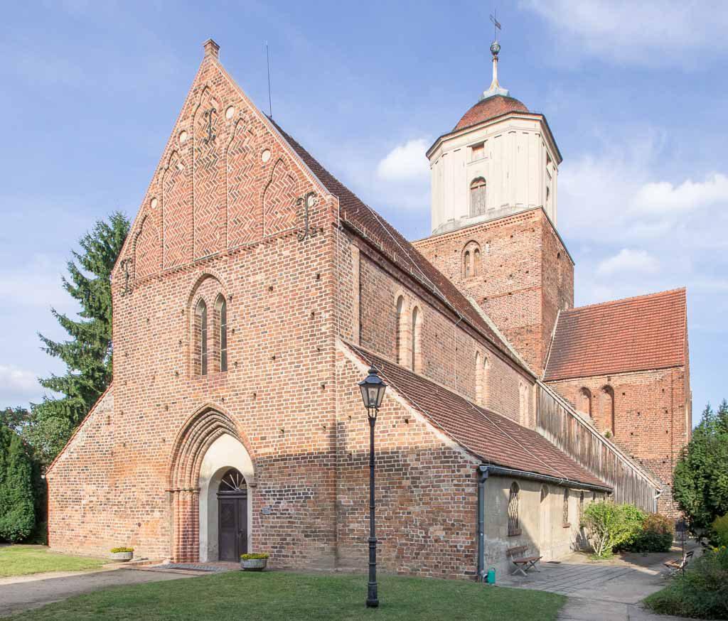 Treuenbrietzen Nikolaikirche
