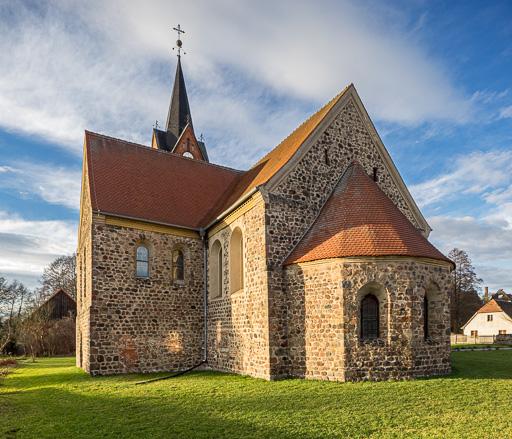 Stadtkirche St. Marien Wiesenburg Südost