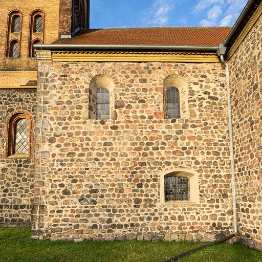 Langhaus Südseite