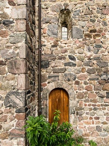 Wildenbruch Priesterpforte und Rundbogenfenster