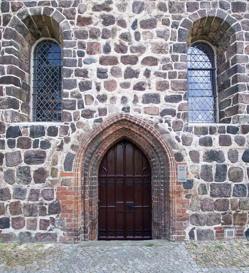 Portal Querschiff Nordseite