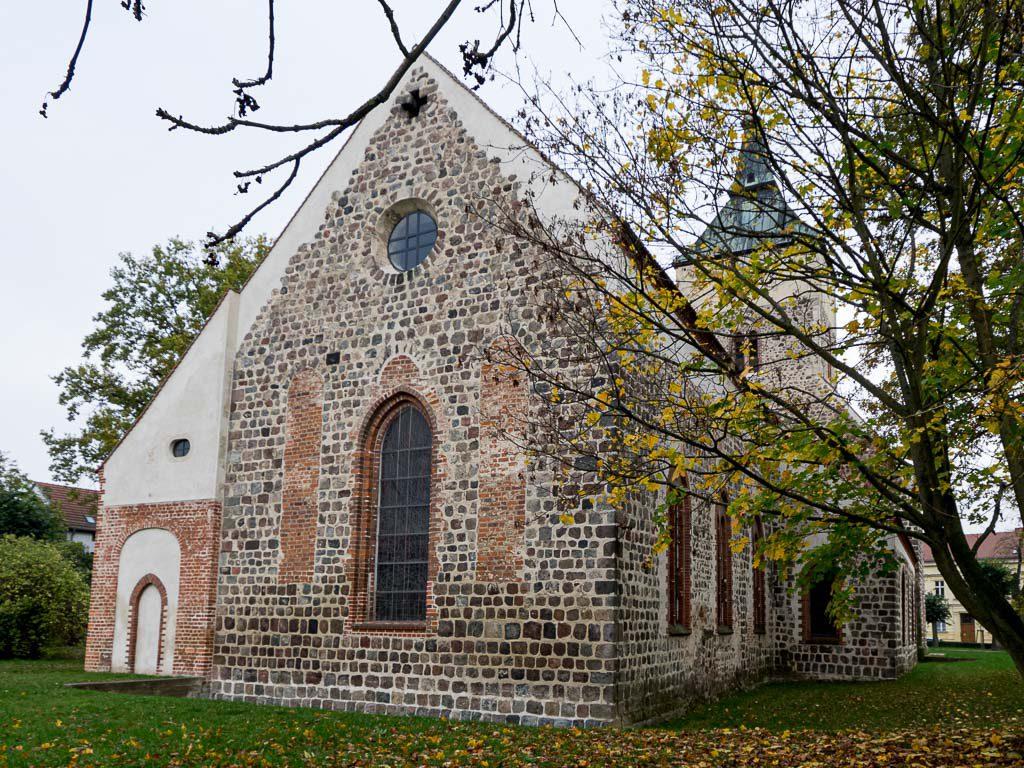 Stadtkirche Altlandsberg Romanik Chor