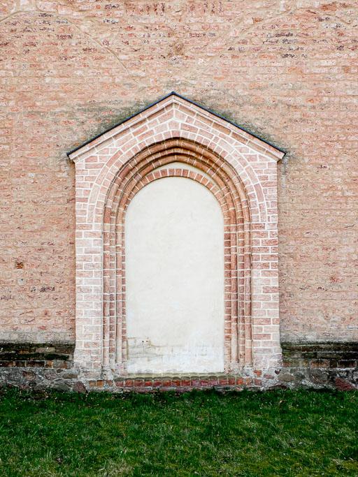 Portal im nördlichen Querschiff