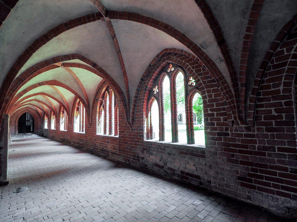 Dom St. Marien Havelberg. Kreuzgang