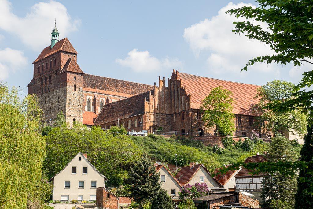 Dom St. Marien zu Havelberg mit Klausurgebäuden
