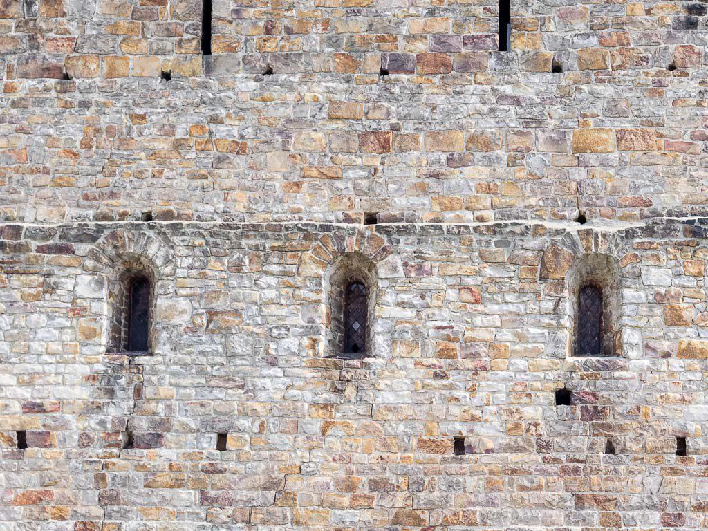 Dom St. Marien zu Havelberg Westriegel Romanik Bruchsteine Quarzit