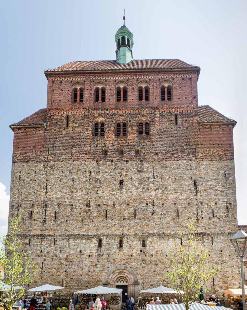 Dom St. Marien zu Havelberg Westriegel