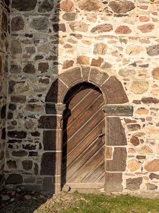 Priesterpforte, Chor Südseite