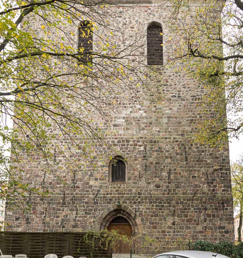 Stadtpfarrkirche St. Marien Strausberg Westriegel