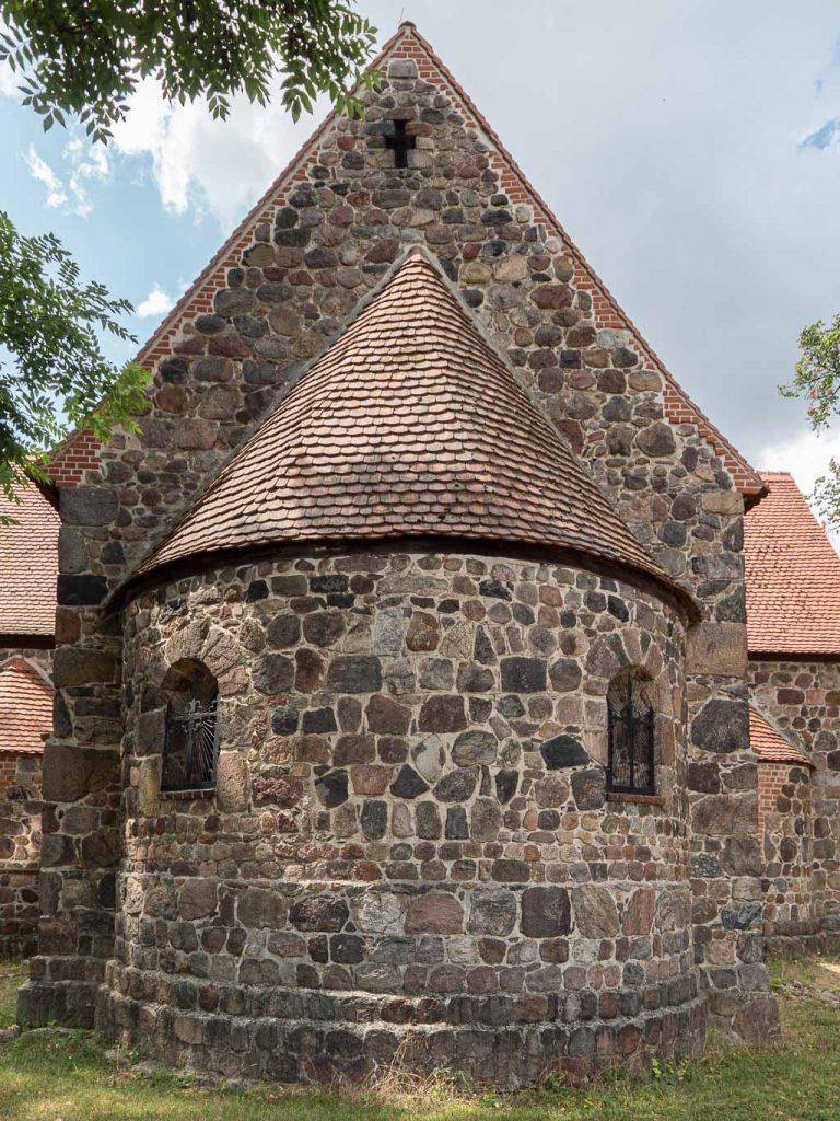 Dorfkirche Wusterwitz Hauptapsis