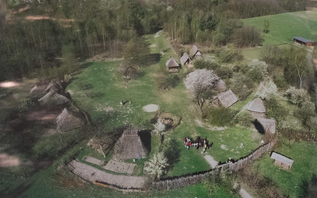Geschichte Brandenburgs in romanischer Zeit Museumsdorf Düppel