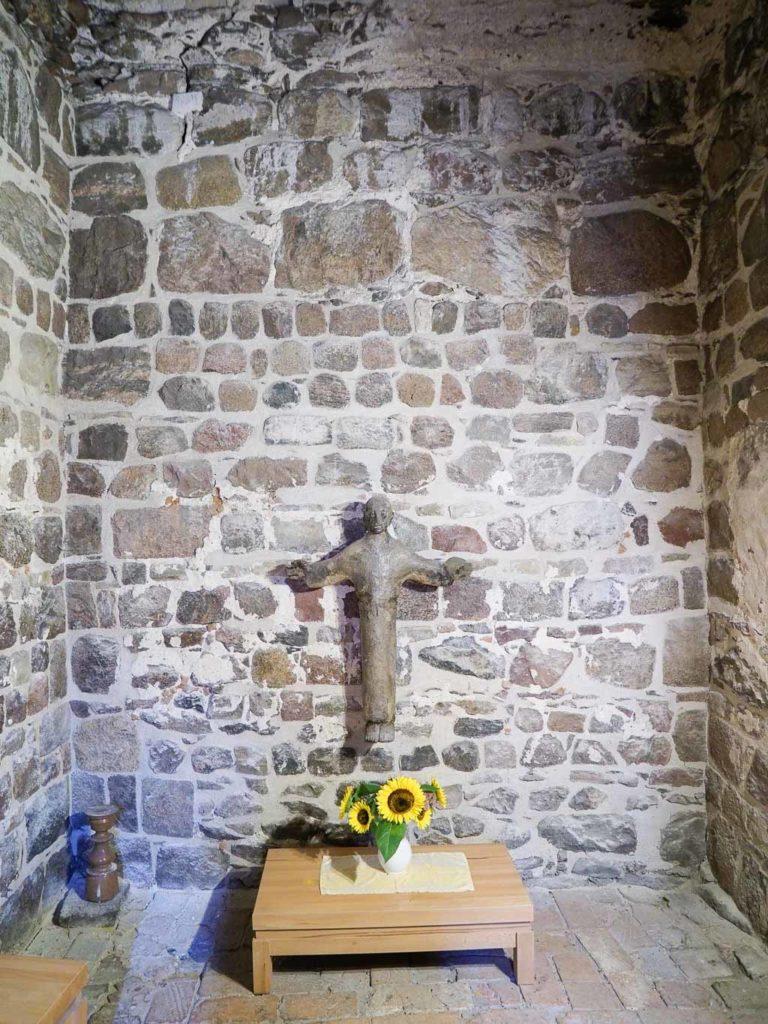 St. Gotthard Turmkammer. Kleiner Andachtsraum.