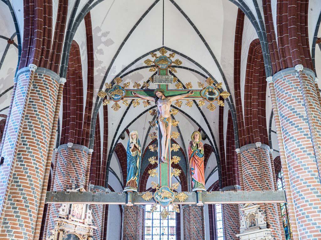 St. Gotthard Triumphkreuzgruppe