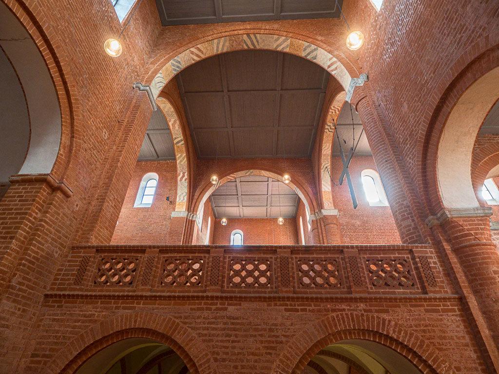 Stiftskirche Jerichow Geviert