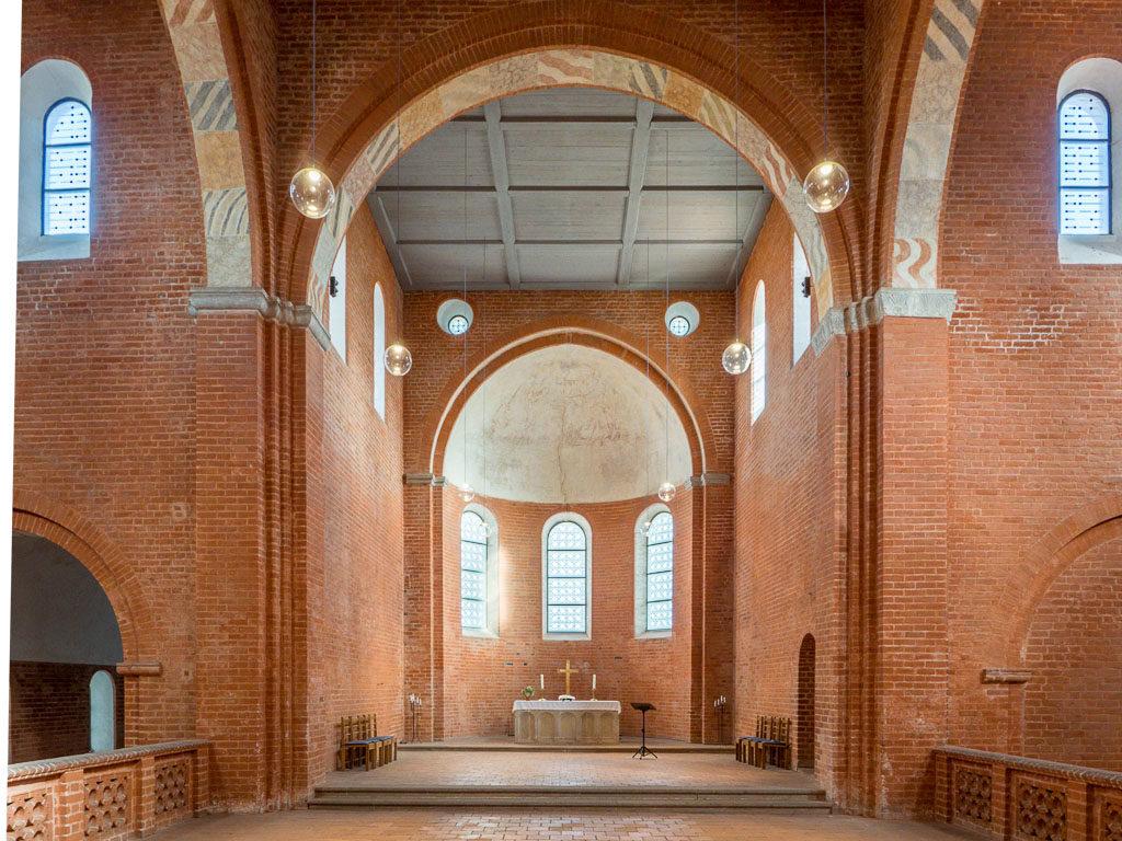 Stiftskirche Jerichow Hoher Chor