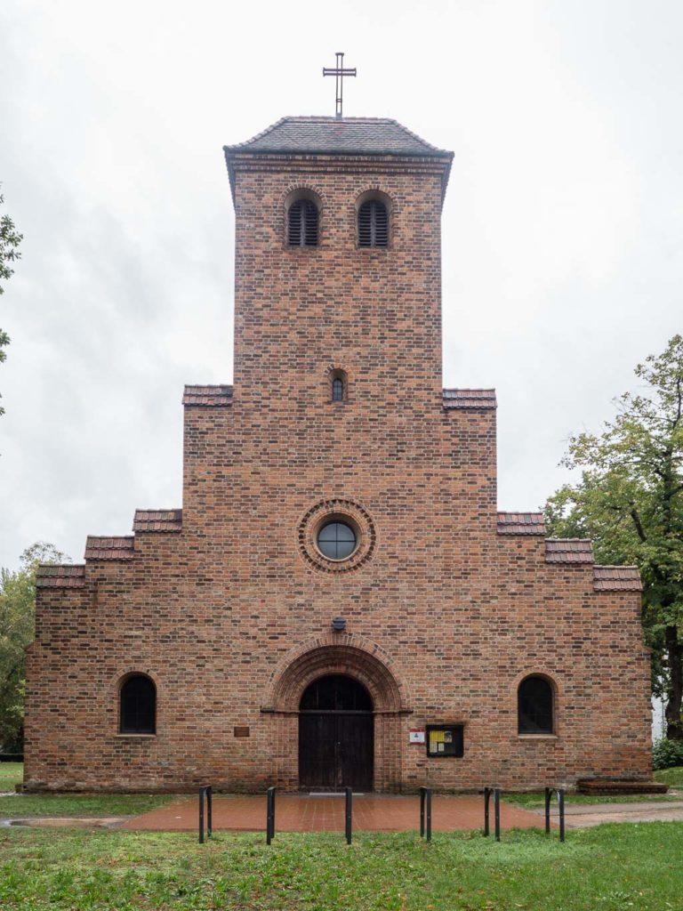 St. Nikolaikirche Westfassade