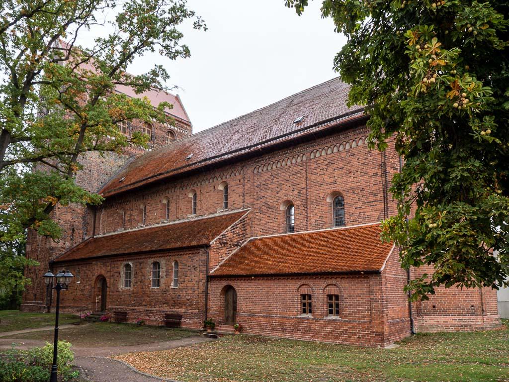 Dorfkirche Schönhausen Ansicht von Südost