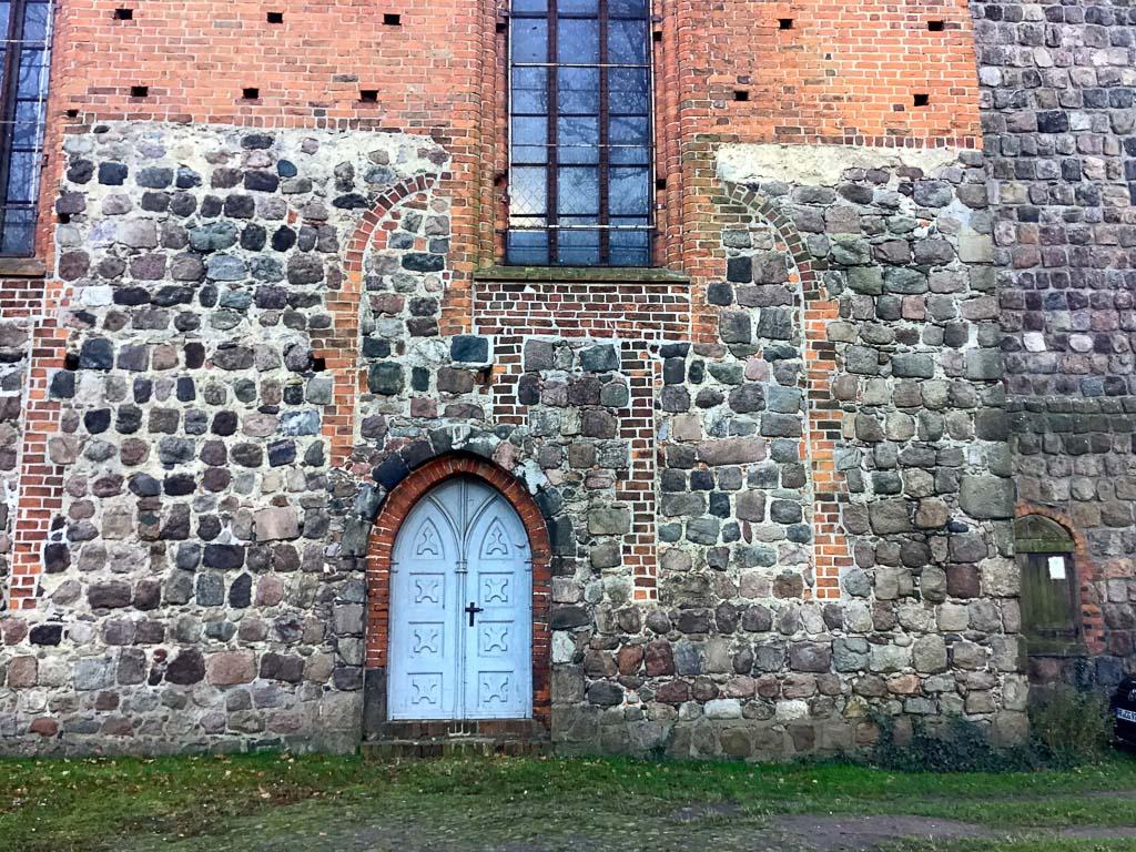 Nikolaikirche Pritzwalk. Nördliches Querschiff