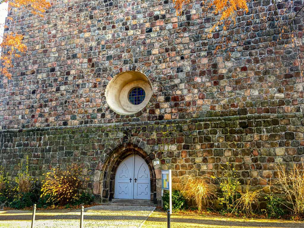 Nikolaikirche Pritzwalk Romanische Westfassade