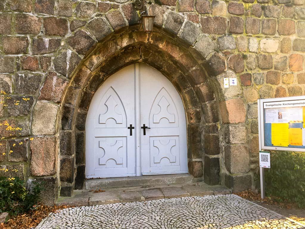 Nikolaikirche Pritzwalk dreifach getrepptes Westportal