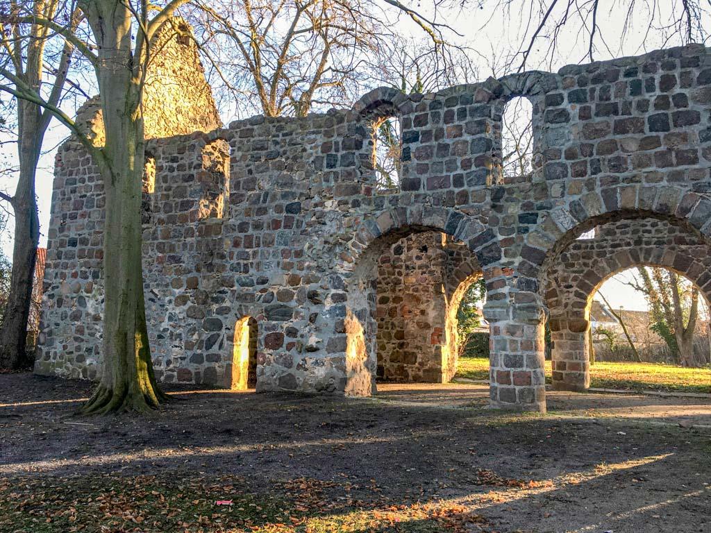 Kirchenruine Loburg