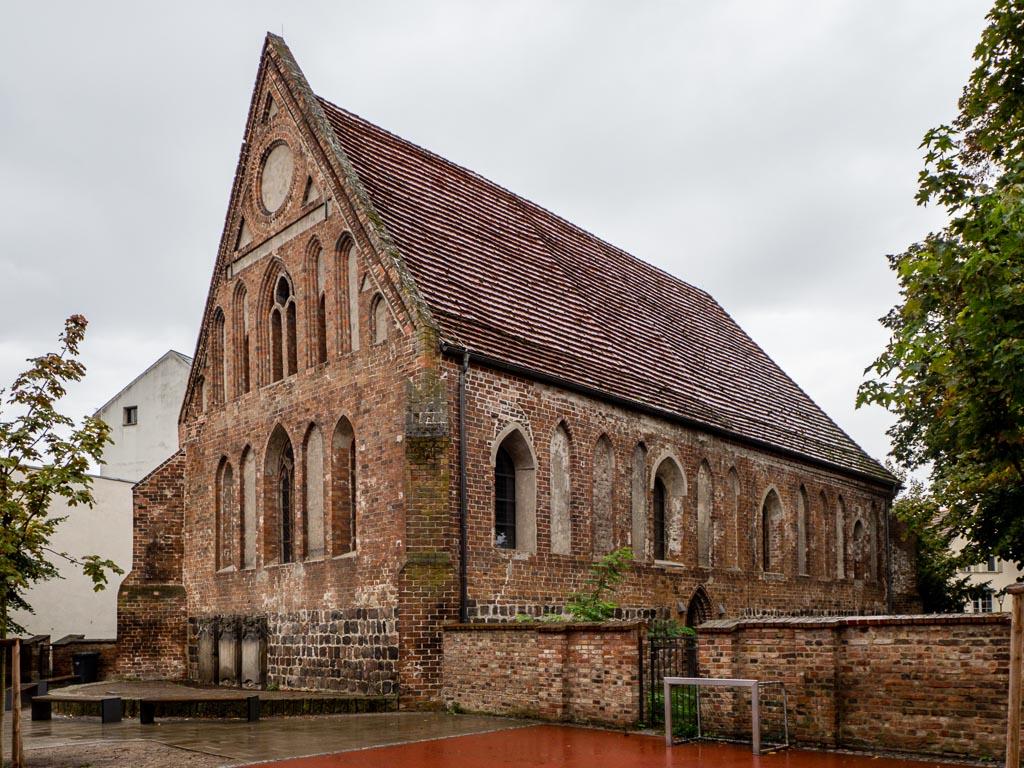 Kapelle St. Petri Brandenburg - Havel. Einfache Saalkirche
