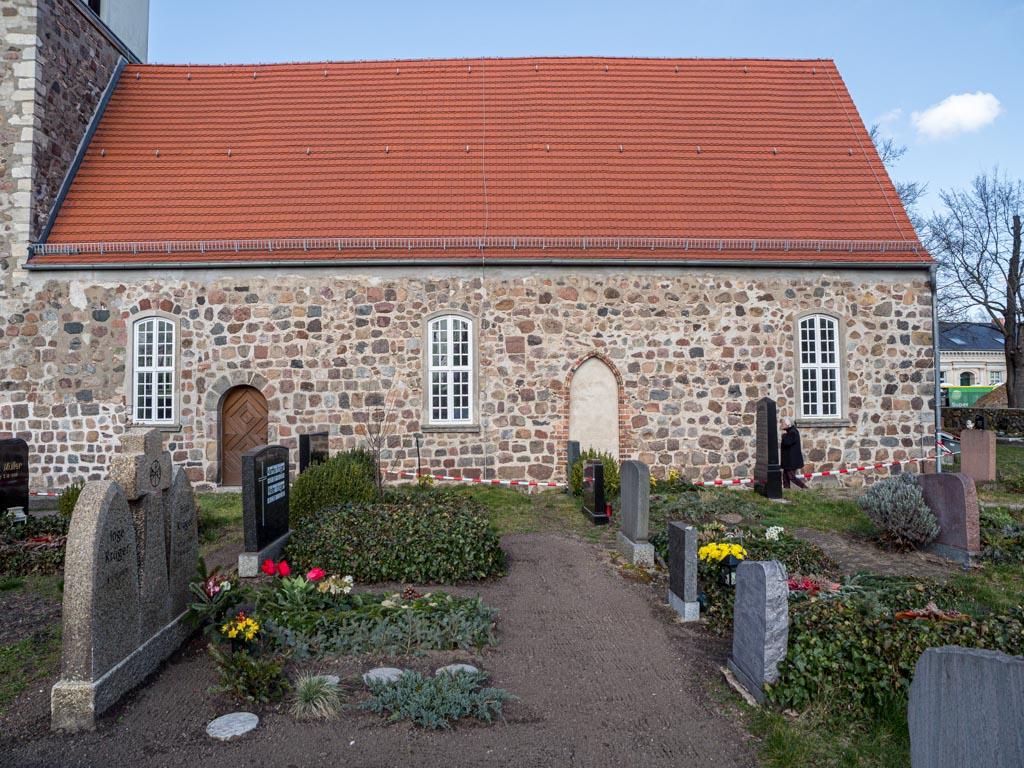 Dorfkirche Blankenburg Südfassade