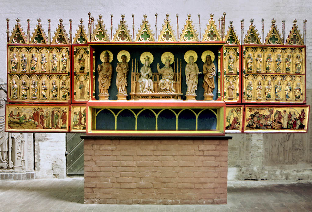 Böhmischer Altar