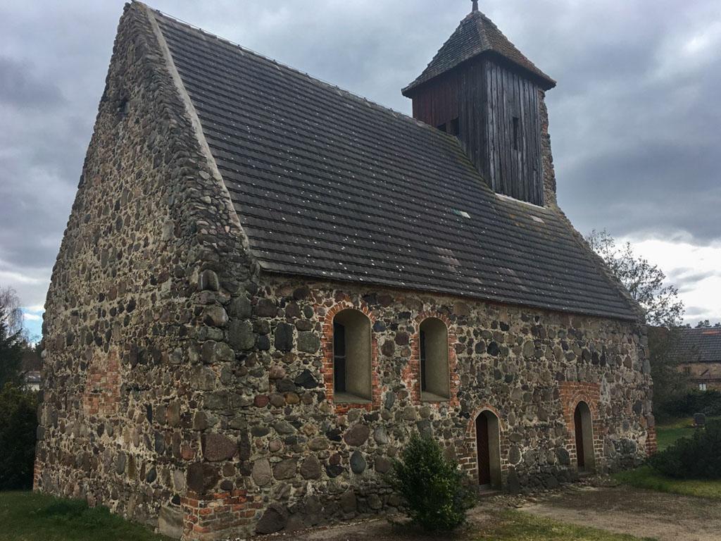 Dorfkirche Jeserig-Mühlenfließ