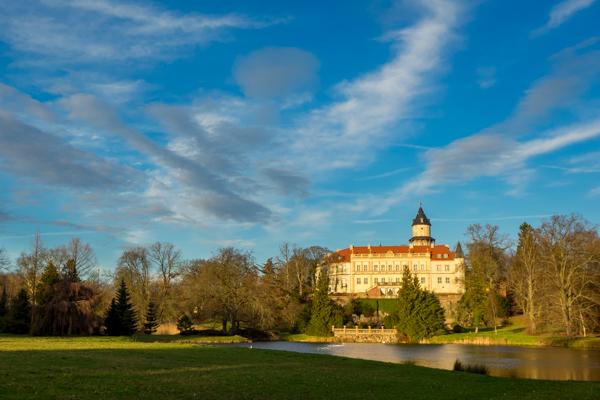 Schloss und Park Wiesenburg, Potsdam-Mittelmark