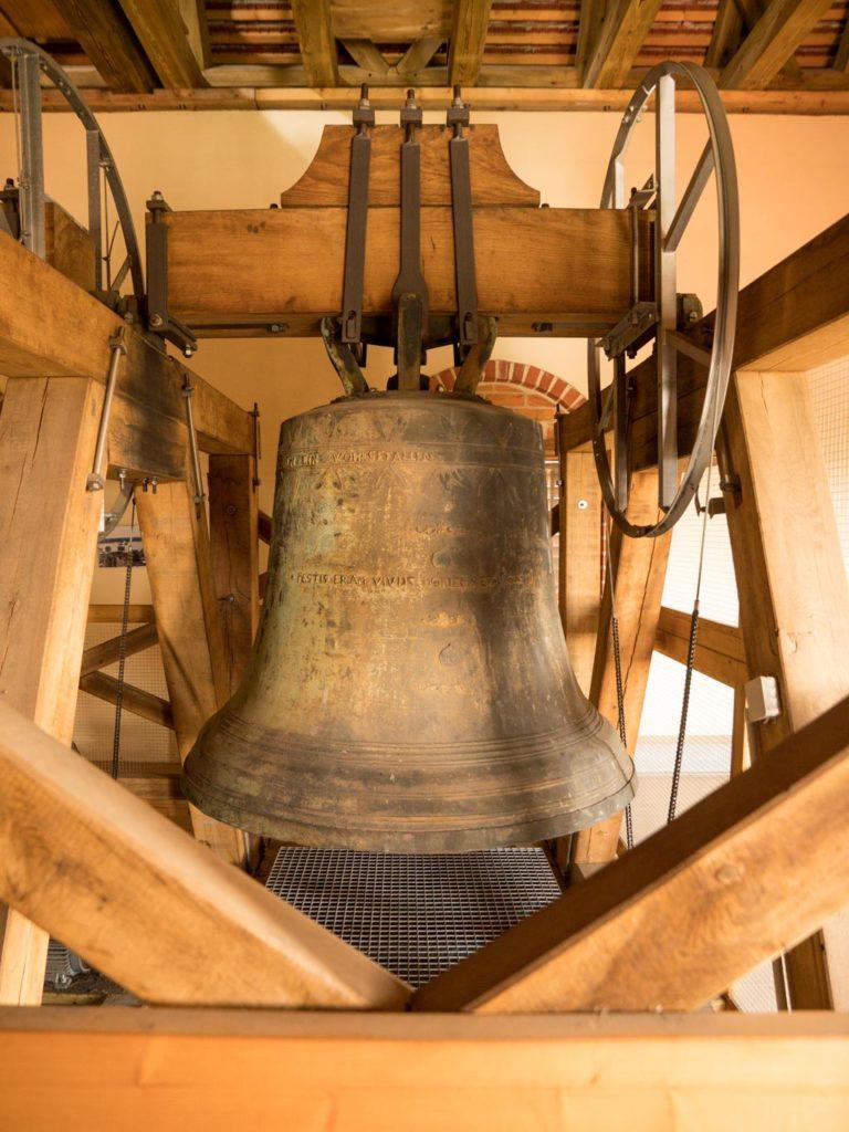 Glocke von 1699