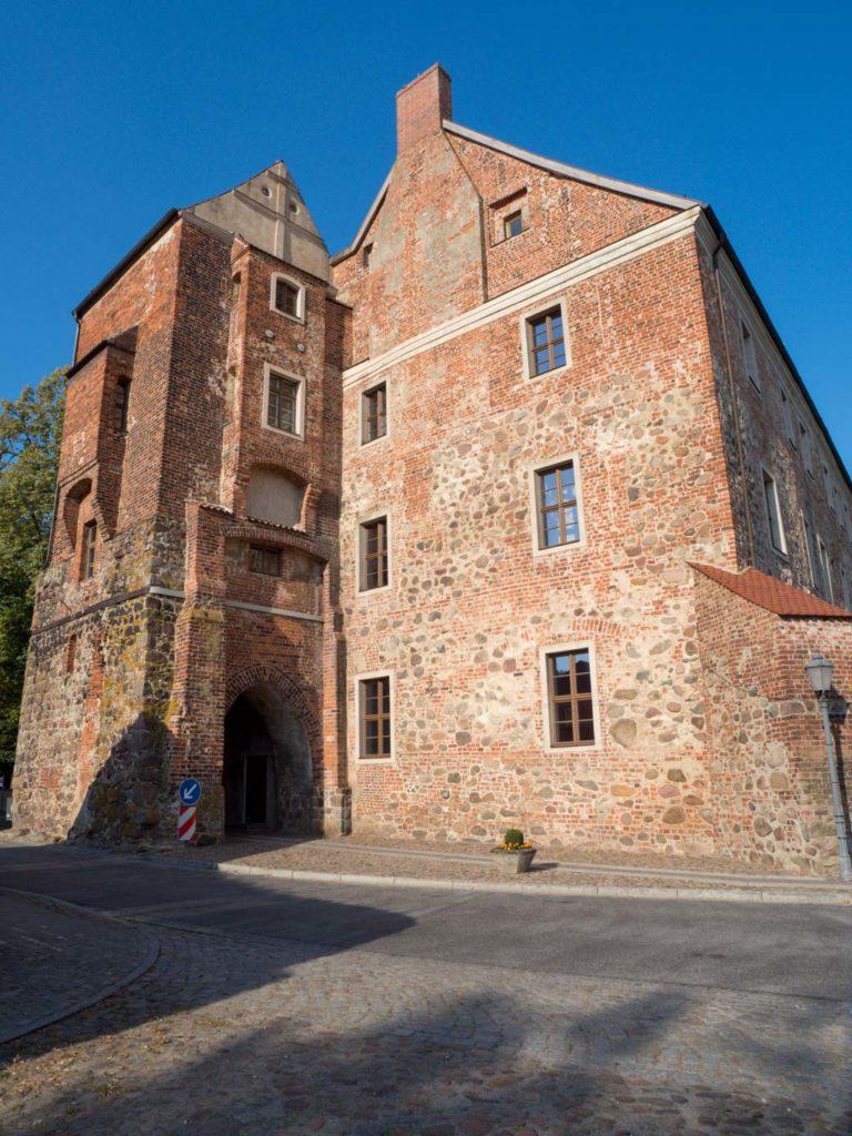 Freyenstein, neues Schloss.