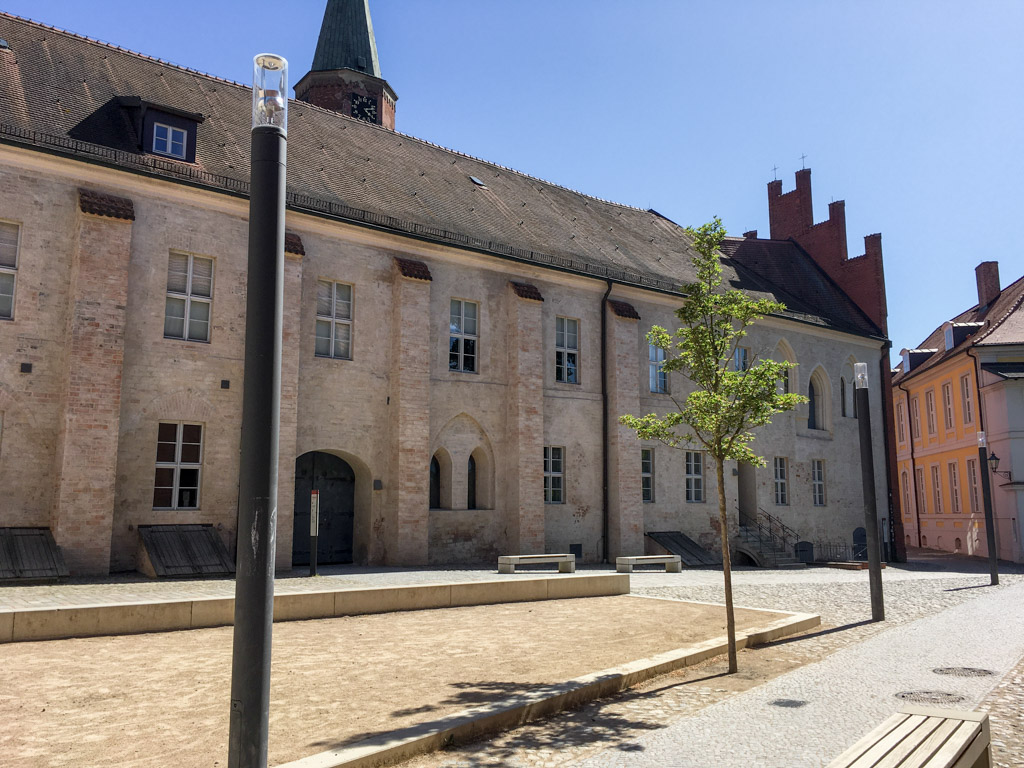 Brandenburg Dom Klausur Nordflügel