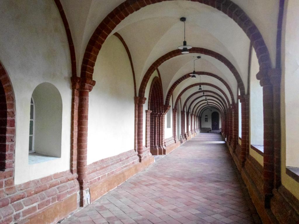 Kreuzgang des Kapitelsaals