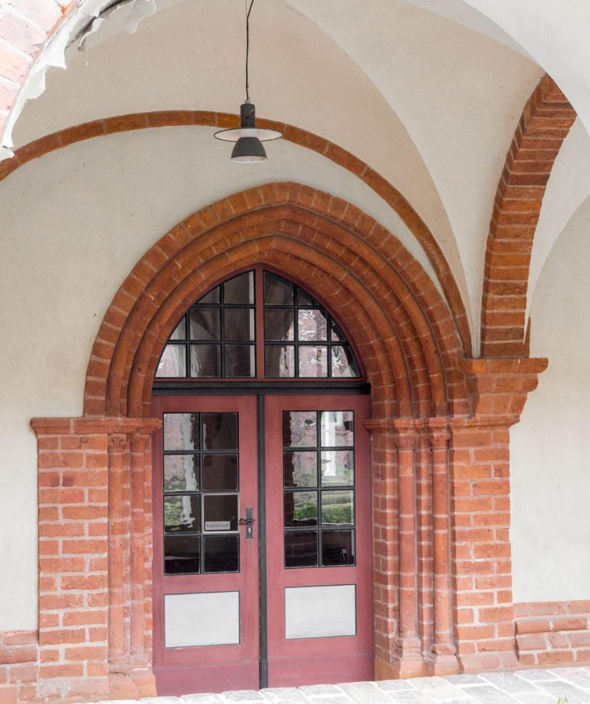 Portal zum Kapitelsaal