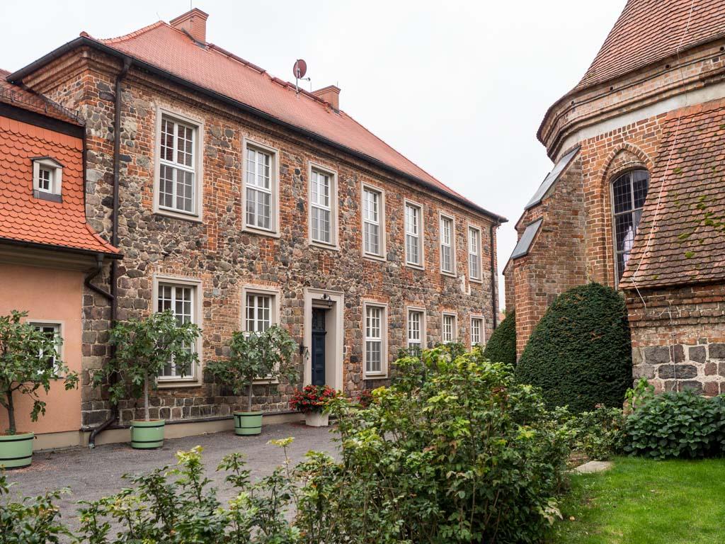 Komturei Lietzen Herrenhaus, Ansicht von Nordwest